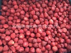 IQF Bevroren Gehele Aardbeien, IQF Gehele Aardbeien, IQF Gedobbelde Aardbeien, Bevroren Aardbeien met Suiker, IQF Gesneden Aardbeien, de Helften van Aardbeien IQF