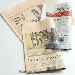 ورق الصحف الرخيص للبيع 45GSM/55GSM/65GSM Q170104