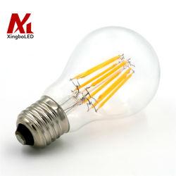Vitesse de descente de gros A60 A19 E26 B22 Filament à gradation Vintage Ampoule LED E27