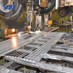 Extérieur en acier inoxydable perforées décoratifs panneau à mailles métalliques de perforation