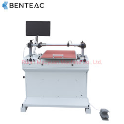 Späteste Herstellungs-hohe Auflösung CCD-Kamera Flexo Drucken-Platten-Montage-Maschine für 2 Farben Flexo Drucken-Maschine