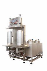 자동 맥주 생맥주통 세척 및 충전 기계