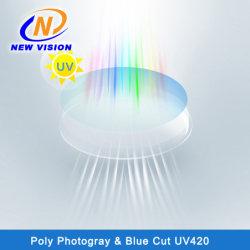 완성되는 PC/많은 파란 절단 UV++ Photogrey/Hmc/광학 렌즈