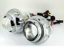 3QB luz de lentes do projetor-35W 12V, Farol do Carro - Kits de Xenônio HID-Xenônio Balastros-Kits de conversão HID