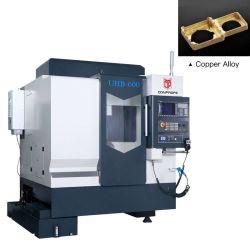 月々、小型 3 軸超音波縦型掘削フルガードを販売 フライス加工加工センター CNC フライス加工機械