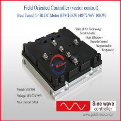 10квт синусоиды контроллер для автомобилей с электроприводом/тележки