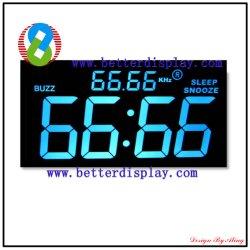 وحدة شاشة LCD بإضاءة خلفية سوداء LCD سطوع عالٍ في الهواء الطلق VA