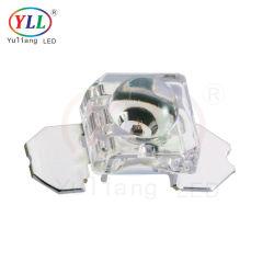 Puissance moyenne du flux 5mm super LED Super Bright Red Piranha LED pour feux de voiture