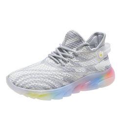 Vente en gros de nouvelles chaussures de sport unisex non tissées en gelée