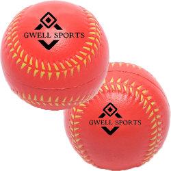 9pouce en mousse PU résistante de gros pour les enfants de la formation pratique Baseball