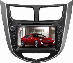 Écran tactile lecteur de DVD automobile spécial pour Hyundai Verna avec Bluetooth, GPS Navigation (LZT-8797)