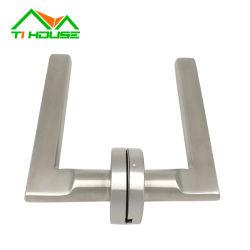 Herraje de muebles Manija de puerta nueva seguridad tubular de acero inoxidable interior hueco de la palanca de extracción