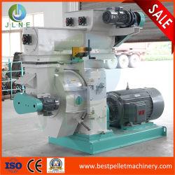 Máquina de pellets de aserrín de pellets de aserrín de madera de paja de molino de la maquinaria de pellet Efb