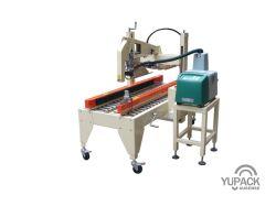 علبة الصمغ التلقائي الساخن معلبة الصمغ / معلبة الورق مع نظام الغراء Norson