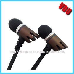 Trasduttore auricolare unico Earbuds del MP3 del metallo dell'in-Orecchio