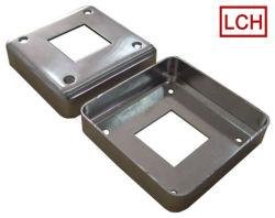 Partie d'usinage CNC personnalisé de Shenzhen/article/métal en acier inoxydable de la flexion/feuille formant de découpe laser /emboutissage de métal/métal/métal en feuille d'emboutissage de pièces faisant partie