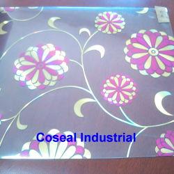 Flexibles bedrucktes PVC-Tischtuch aus Kunststoff