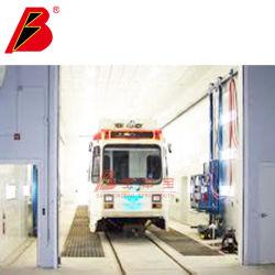 Untergrundbahn-Spray-Stand-Serien-Lack-Stand-Bahngeräten-Anstreichen