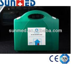 Cassetta di pronto soccorso delle attrezzature mediche portatili