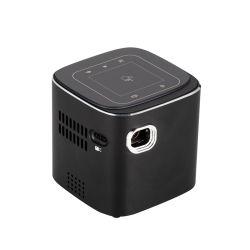 Android DLP portable mini projecteur LED intelligent 4K Home Cinéma de décodage Android