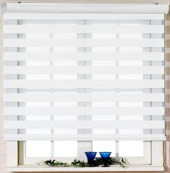 内部の装飾のための最新のデザインシマウマのブラインドファブリックシマウマのカーテン