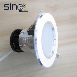 A poupança de energia Ultra Thin 3W /5W / 7 W / 9W / 12W / 15W luz descendente de LED, LED para baixo, baixar as luzes de LED de luz