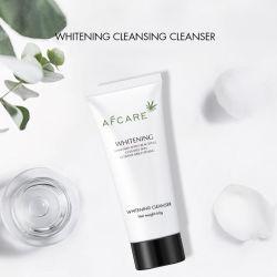 Lavagem e limpeza hidratante OEM Face profundamente Remova sujeira dos poros e Controle de Óleo de Limpeza Facial de Limpeza profunda