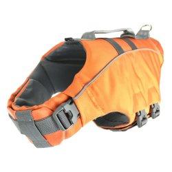 Usine de fabrication de la sécurité de chien réglable nager Veste Gilet de sauvetage de chien