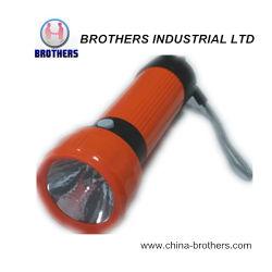 Lanterna LED da bateria de plástico (SY-0838)