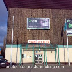 إعلانات على الحائط من الألومنيوم الحلو Prisma Carteles Triedros Trivision