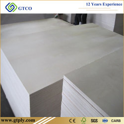 家具のボードのための標準サイズのマツ表面/背部ポプラのコア商業合板