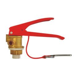 Feuerlöscher-Ventil im Messing PV-0110 für trockenes Puder