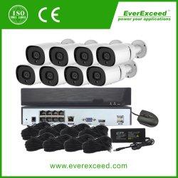 4CH 8CH de Draadloze NVR IP van de Straat van de Veiligheid van het Huis van de Uitrusting P2p 1080P Audio Waterdichte Camera van de Uitrusting van het Systeem Survillance van kabeltelevisie WiFi Video