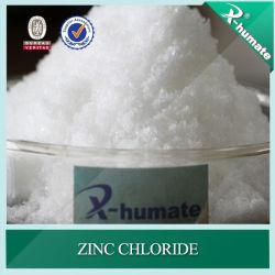 X-Humate Chemical Series Zinc كلوريد 96% Min Industry Grade