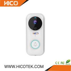 Sistema di sicurezza domestica 2MP Intercom visione notturna Interphone Smart Video Campanello wireless