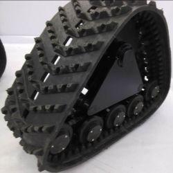 Резиновые гусеничные ленты системы/комплекты для малых трактора (менее 800 кг)