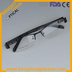 남자 2012의 고품질 절반 변죽 금속 안경알 구조 (1822년)를 가진 가장 새로운 유행 디자인