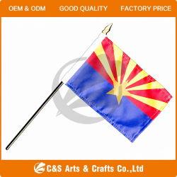 De Vlag van de Schok van de Hand van de douane