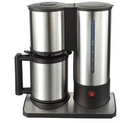 8 Tassen Edelstahl Filter Drip Kaffeemaschine Espressomaschine