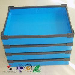 Пользовательские цвета DSC наращиваемые брелоки пластиковый лист из гофрированного картона ящики для упаковки