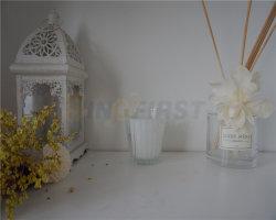 Aceite esencial de la planta natural personalizado velas, además de oler sin humo pueden ser personalizados
