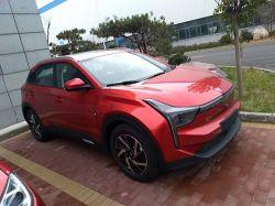 2020 neuestes Auto des u-vorbildliches reines elektrisches 5 SitzSUV