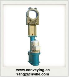 Actionneur hydraulique électrique; entraînement d'actionneur linéaire de buse à obturation