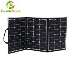 120W Portable, 야영을%s 접혀 Foldable 접히는 총괄적인 태양 전지판 충전기, 캐라반