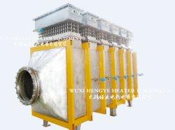 Intercambiador de aire caliente de fibra química
