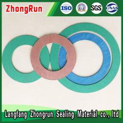 Feuille de caoutchouc résistant à l'huile de l'amiante fabriqués en Chine