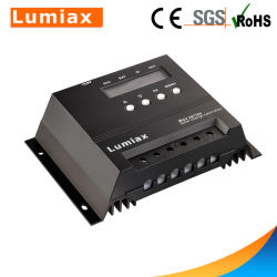 60A - Контроллер заряда солнечных батарей с ЖК-дисплеем