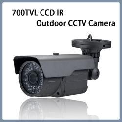 La vigilancia CCD Sony 700TVL IR exterior seguridad Bala cámara CCTV (W25).