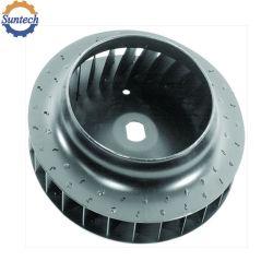CNC personalizadas Fabricación punzonado de chapa metálica Revestimiento en polvo Staming parte