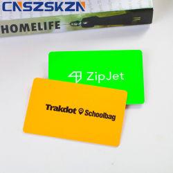 반점 UV 녹색 배경 인쇄 사업 PVC 카드 싼 명함